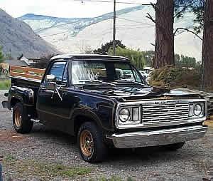 Dodge Warlock