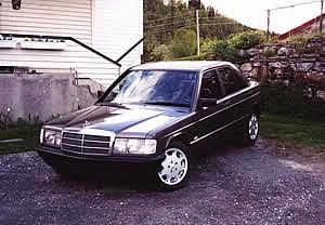 Mercedes-Benz 190D 2.2