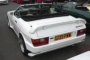 TVR 400SE