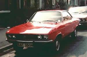 Vauxhall Manta