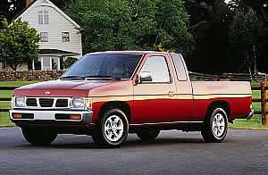 Nissan Hardbody Pickup