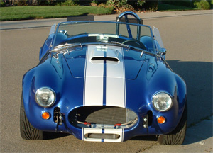 Ford Shelby AC Cobra