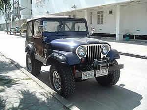 AMC CJ-5
