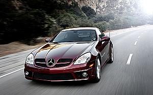 Mercedes-Benz SLK300
