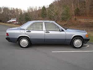 Mercedes-Benz 190E 2.6