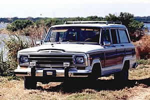 AMC Grand Wagoneer