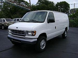 Ford E250