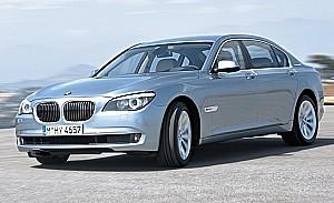 BMW 750 ActiveHybrid