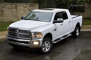 Ram 4500 Pickup