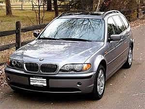 BMW 325xiT