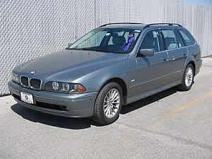 BMW 540iT