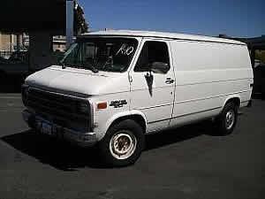 used chevrolet g van for sale by owner. Black Bedroom Furniture Sets. Home Design Ideas