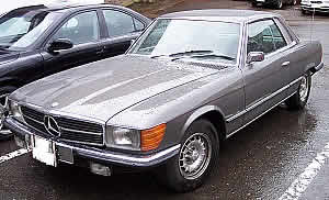 Mercedes-Benz 380SLC