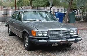 Mercedes-Benz 400SEL