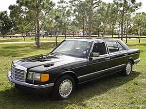 Mercedes-Benz 420SEL