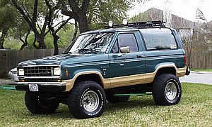 Used Ford Bronco II For Sale By Owner