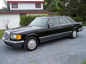 Mercedes-Benz 560SEL