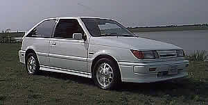 Isuzu I-Mark
