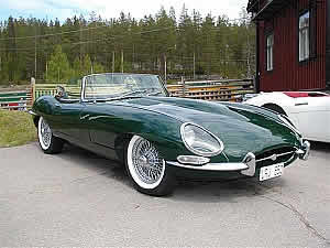Jaguar XK E-Type