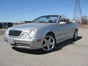 Mercedes-Benz CLK430