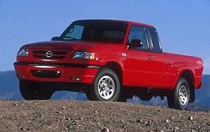 Mazda B-Series Pickup