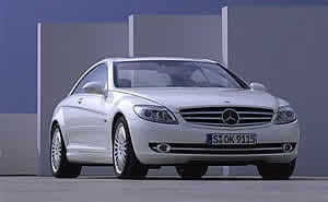 Mercedes-Benz CLK550
