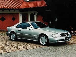 Mercedes-Benz SL60 AMG