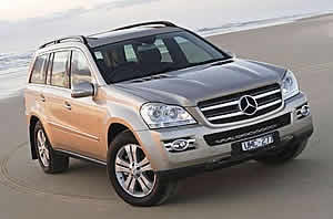 Mercedes-Benz GL320 CDI