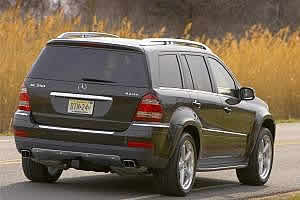 Used Mercedes Benz Gl550 For Sale By Owner