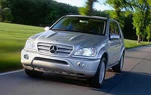 Mercedes-Benz ML55 AMG