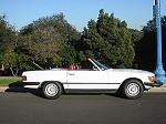 Mercedes-Benz 450SL For Sale
