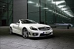 Mercedes-Benz SL63 AMG Convertible
