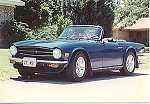 Triumph TR-6 For Sale