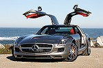 Mercedes-Benz SLS AMG Convertible